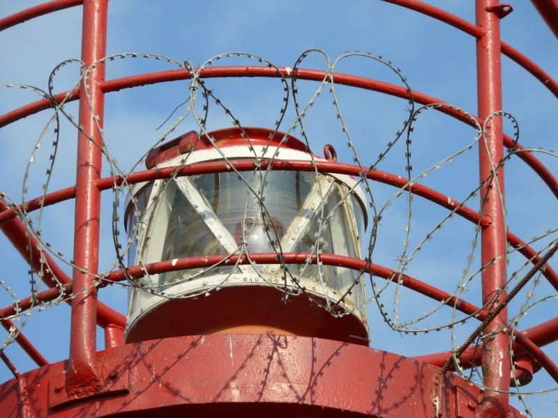 лампа маяка Панагия
